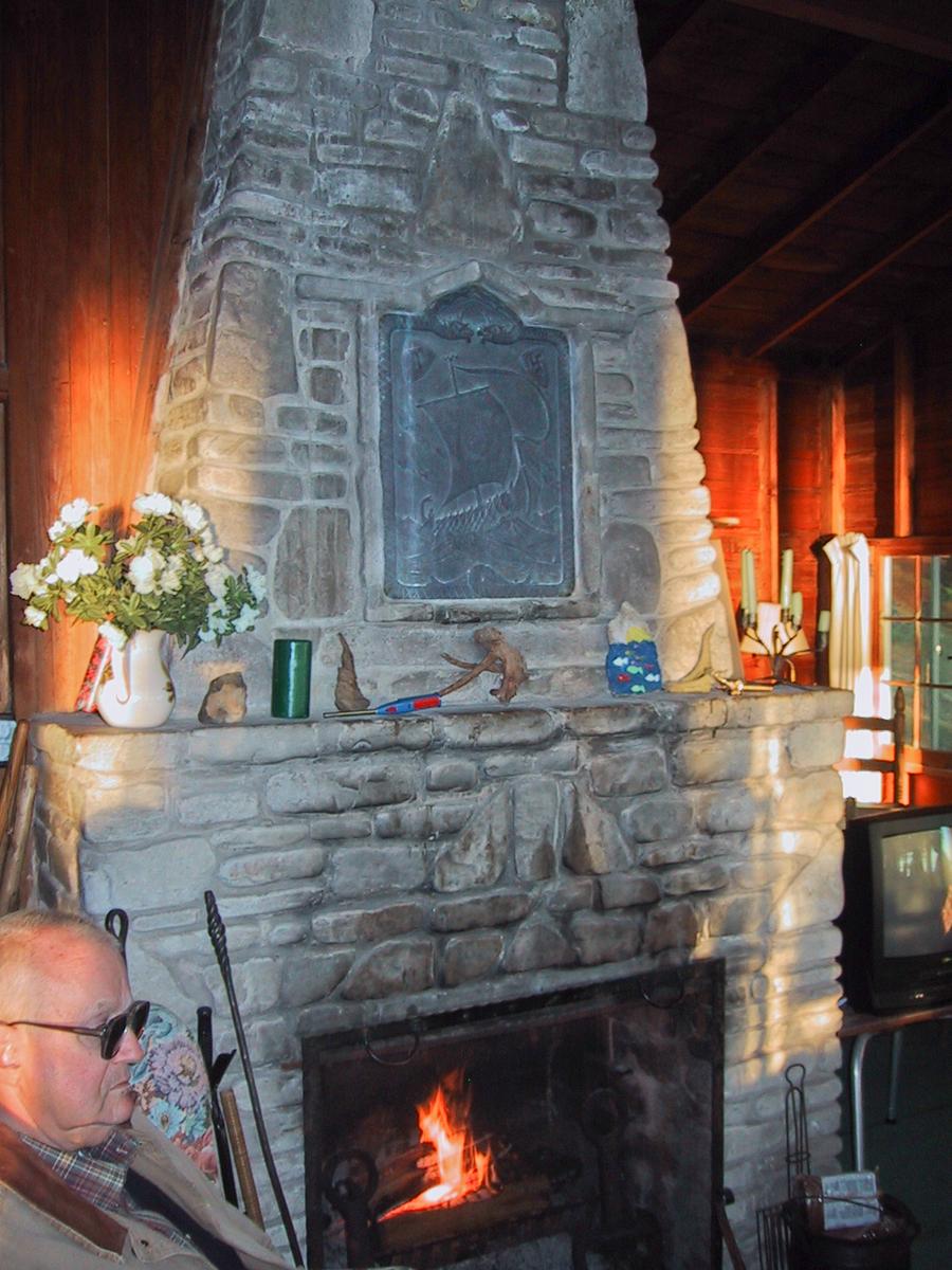 Charming Viking Fireplace Part - 5: Field Reports From Eriku0027s Laboratory